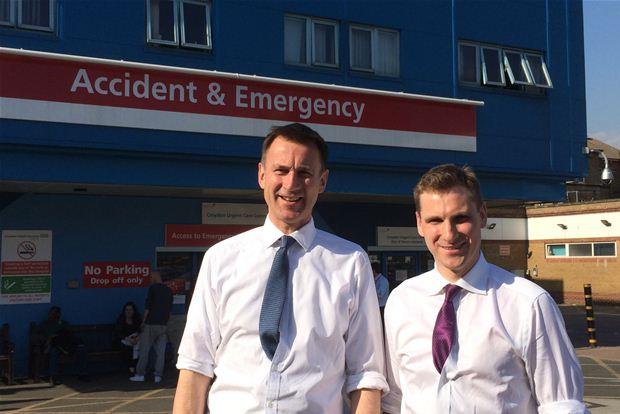 A new A&E for Croydon University Hospital - Chris Philp